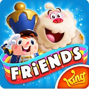 Candy Crush Friends Saga (mobilné)