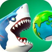 Hungry Shark World (mobilné)
